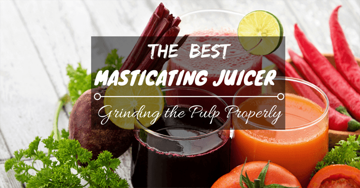 Grinding the Pulp Properly: The Best Masticating Juicer