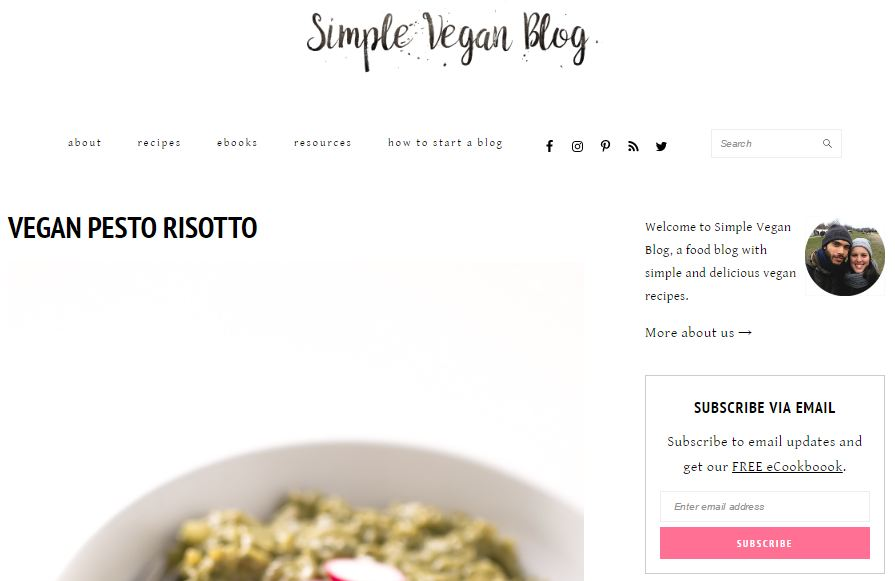 Top 54 vegetarian and vegan blogs you should follow now taste insight well iosune and alberto have some awesome curry recipes you can try on their page they have also made some mayonnaise alternative and cheese alternative forumfinder Gallery