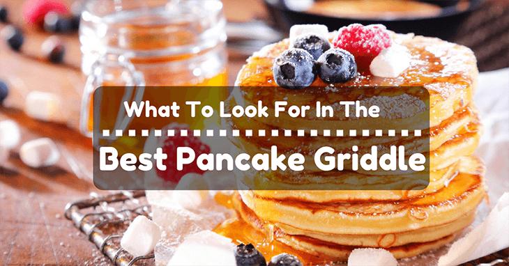 Best Pancake Griddle Taste Insight