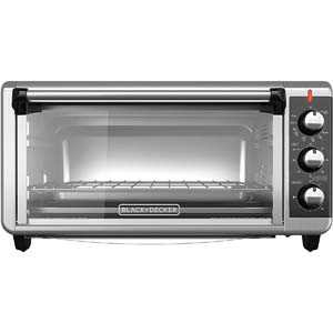 7. BLACK+DECKER TO3250XSB Convection Countertop Oven