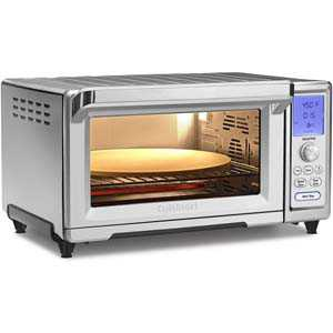 6. Cuisinart TOB-260N1 Chef's Convection Toaster Oven