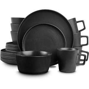 7. Stone Lain Coupe Dinnerware Set